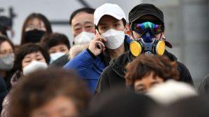 Korea 1st Class Masks