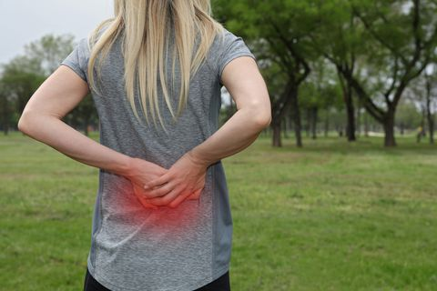 back pain relief effective